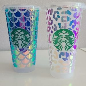 Re-usable Cold Cups
